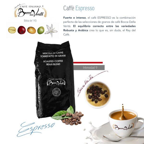 fuerte, intenso y de buen cuerpo, el café espresso es sin duda el rey del café