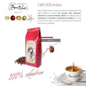 descripcion del café puro arábica de 1 kg
