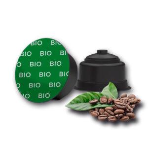 Cápsulas Café Bio comp. Dolce Gusto de Bocca della Verita