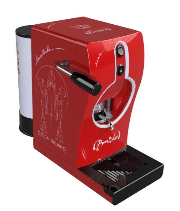 Cafetera tela ecológica ESE 44 mm cialde