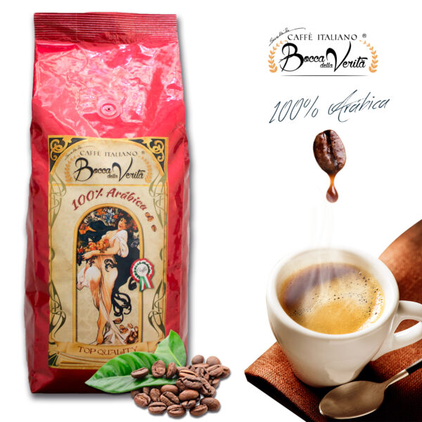 café puro 100% arábica de 1 kg