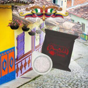 Calles de barranquilla con Bolsa y cápsula Colombia ESE 44 mm