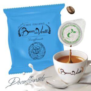 Cialda Deca ESE 44 mm - Café italiano Bocca della Verità