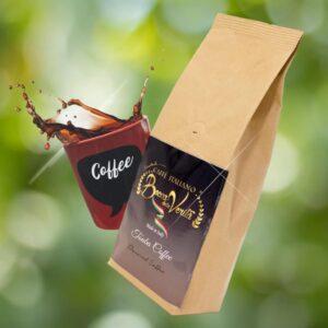 Diseño Café Touba BST Válvula
